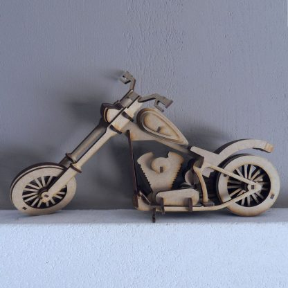 Kit moto shopper