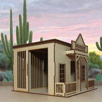 Kit Sheriff miniature