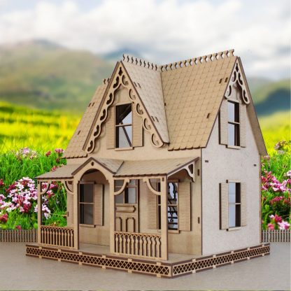 Kit Maison Cottage miniature